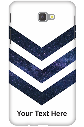 3D-Samsung Galaxy J7 Prime Speedy Blue Customized Mobile Cover