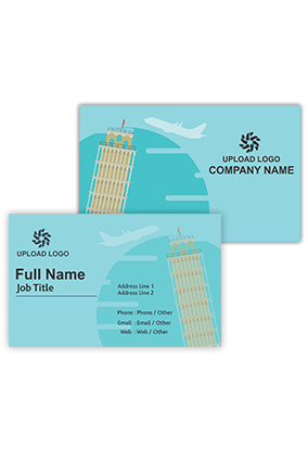 Amazing Pisa Personalized Travel and Tourism Visiting Card