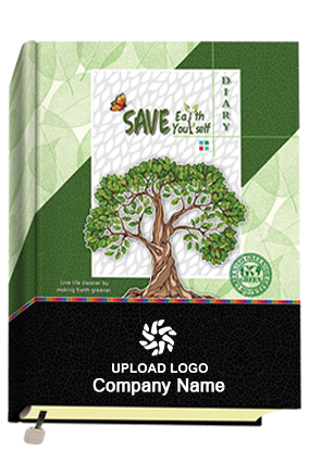 Nescafe 1 Date Go Green Diary With Planner-070