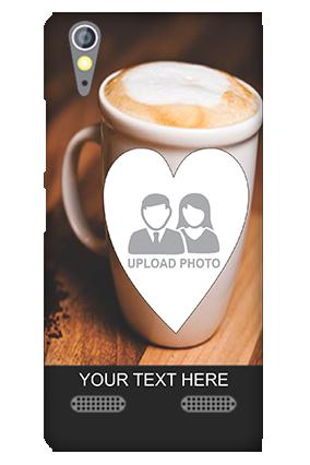 Customize Coffee Lenovo A6000 Mobile Cover