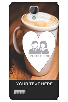 Custom Coffee Xiaomi Redmi 2 Mobile Cover