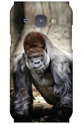Samsung Galaxy J1 Animal Print Mobile Cover