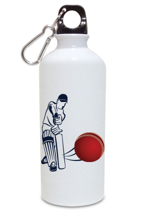 Bat 600ml White Sipper