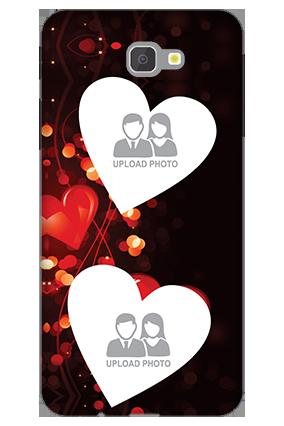 3D - Samsung Galaxy J7 Prime True Love Valentine's Day Mobile Cover