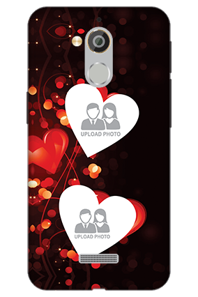 3D - Coolpad Note 5 True Love Valentine's Day Mobile Cover