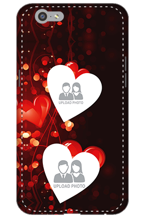 3D - OPPO A57 True Love Valentine's Day Mobile Cover