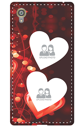 3D - Sony Xperia X True Love Valentine's Day Mobile Cover