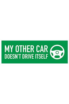 Other Car Bumper Sticker