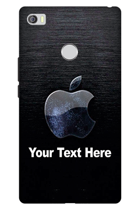 3D - Xiaomi Mi Max Glossy Apple Mobile Cover