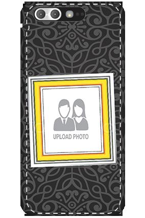 3D - Asus ZenFone 4 Pro Black Designer Mobile cover