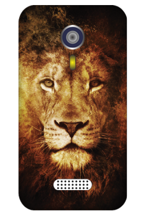 Amazing Micromax Canvas A116 Lion Mobile Cover