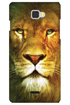 Coolpad Dazen 1 Lion Face Mobile Cover