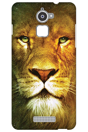 Amazing Coolpad Note 3 Lite Lion Face Mobile Cover