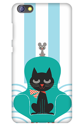 Huawei Honor 4X Cat Mobile Cover