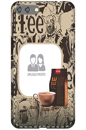 3D - Asus Zenfone 4 Max Coffee Beans Mobile Cover