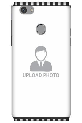 Custom 3D-Oppo F7 Zebra Designer Mobile Cover