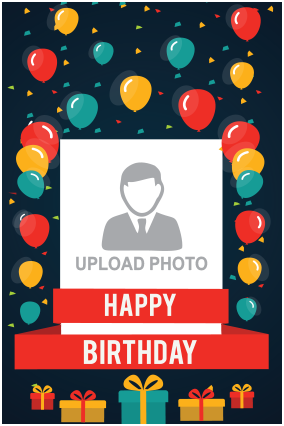buy birthday posters online in india with custom photo printing