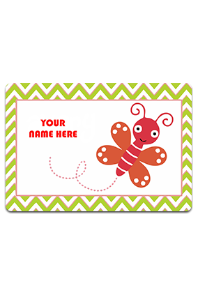 Butterfly Table Mat