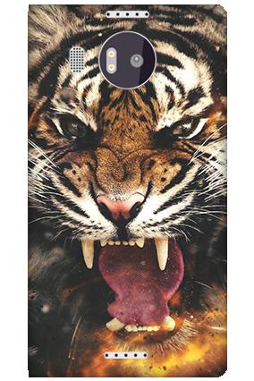 Amazing Microsoft Lumia 950 XL Big Roar Mobile Cover