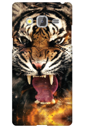 Samsung Galaxy Z3 Big Roar Mobile Cover