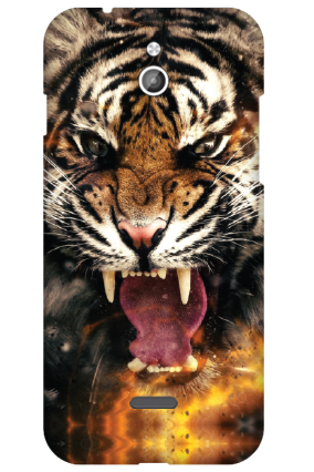 Silicon - InFocus M2 Big Roar Mobile Cover