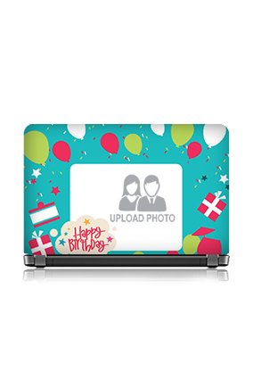 Birthday Laptop Skin