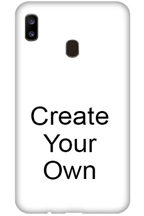 Samsung Galaxy A20 - Create Your Own Mobile Phone Cover