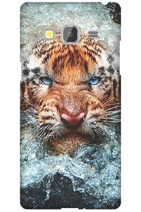 Silicon - Samsung Galaxy Z3 Beast Mobile Cover
