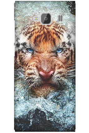 Silicon - Redmi 2 Prime Beast Mobile Cover