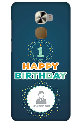 LeTV Le Pro 3 Birthday Wishes Mobile Cover