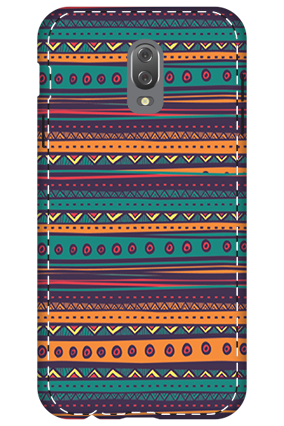 3D - Infinix Hot 4 Multicolor Mobile Cover