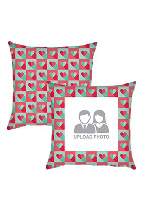Small Prints Cushion Cover