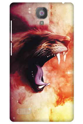 Redmi Note 4g Big Teeth Mobile Cover