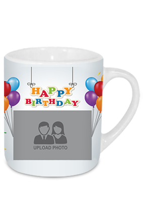 Happy Birthday Tea Mug