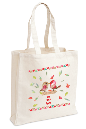 Be My Love Tote Bag