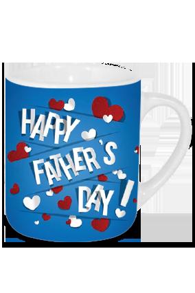 Happy Father's Day Tea Mug