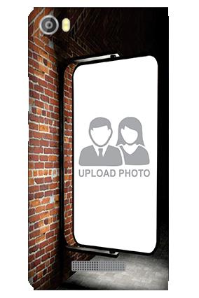 Silicon - Bricked Lava Iris X8 Mobile Cover