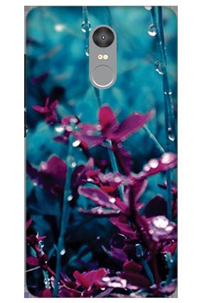 3D - Xiaomi Redmi Note 4 Gardenic Mobile Cover