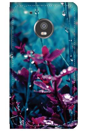 3D - Moto G5 Plus Gardenic Mobile Cover