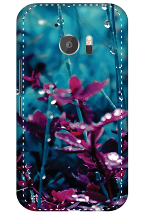 3D - HTC M10 Gardenic Mobile Cover