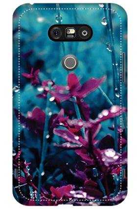 3D - LG G5 Gardenic Mobile Cover