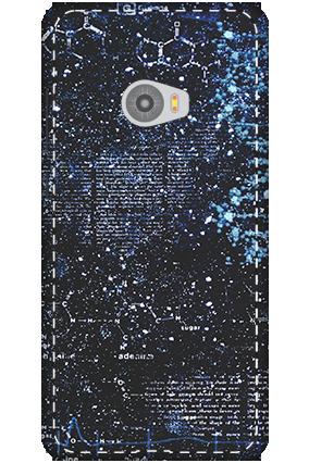 3D-Xiaomi Mi Note 2 Sparkling Blue Mobile Cover