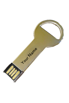 Key Shape 04 Pen Drive