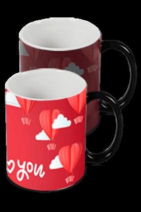 I Love You Black Magic Mug