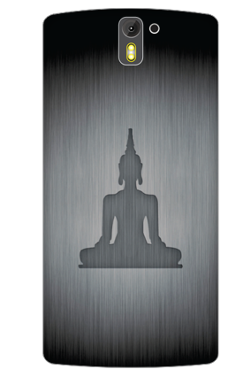OnePlus One Buddha Peace Cover