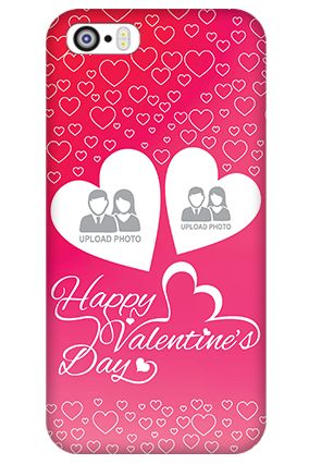 Customize Apple I Phone 5 Mind Blowing Valentine's Day Mobile Cover