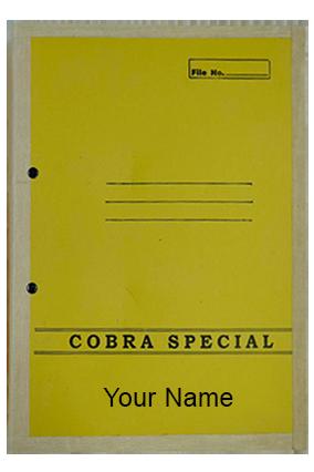 Office Cobra Clip Ring Special-3100