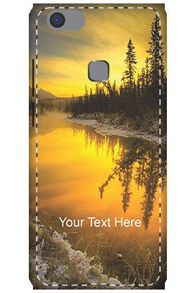 3D - Vivo V7 Plus Stunning Scenery Mobile Cover