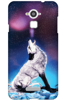 Custom Silicon - Coolpad Note 3 Night Mobile Cover