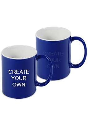Create Your Own Blue Magic Mug